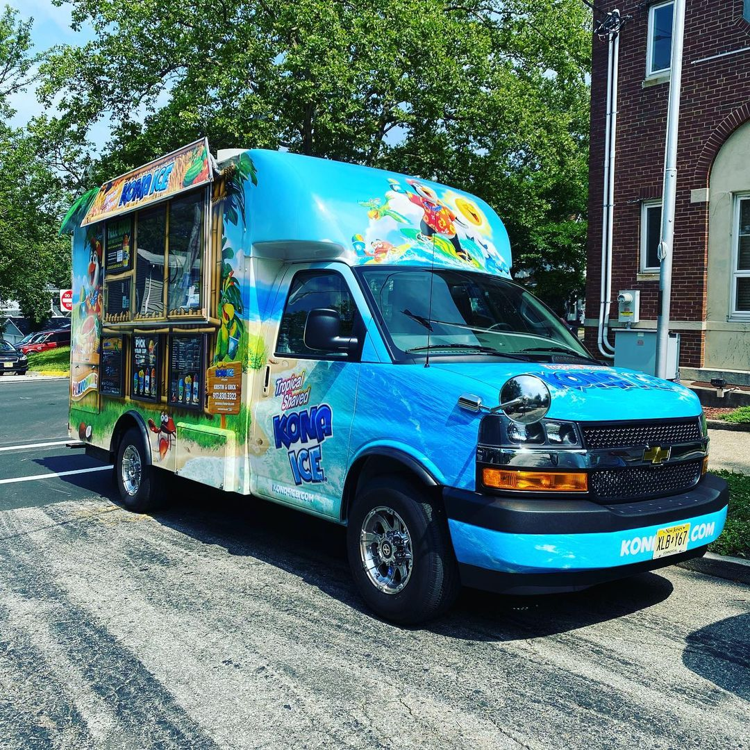 Kona Ice Food Truck New York Event Catering