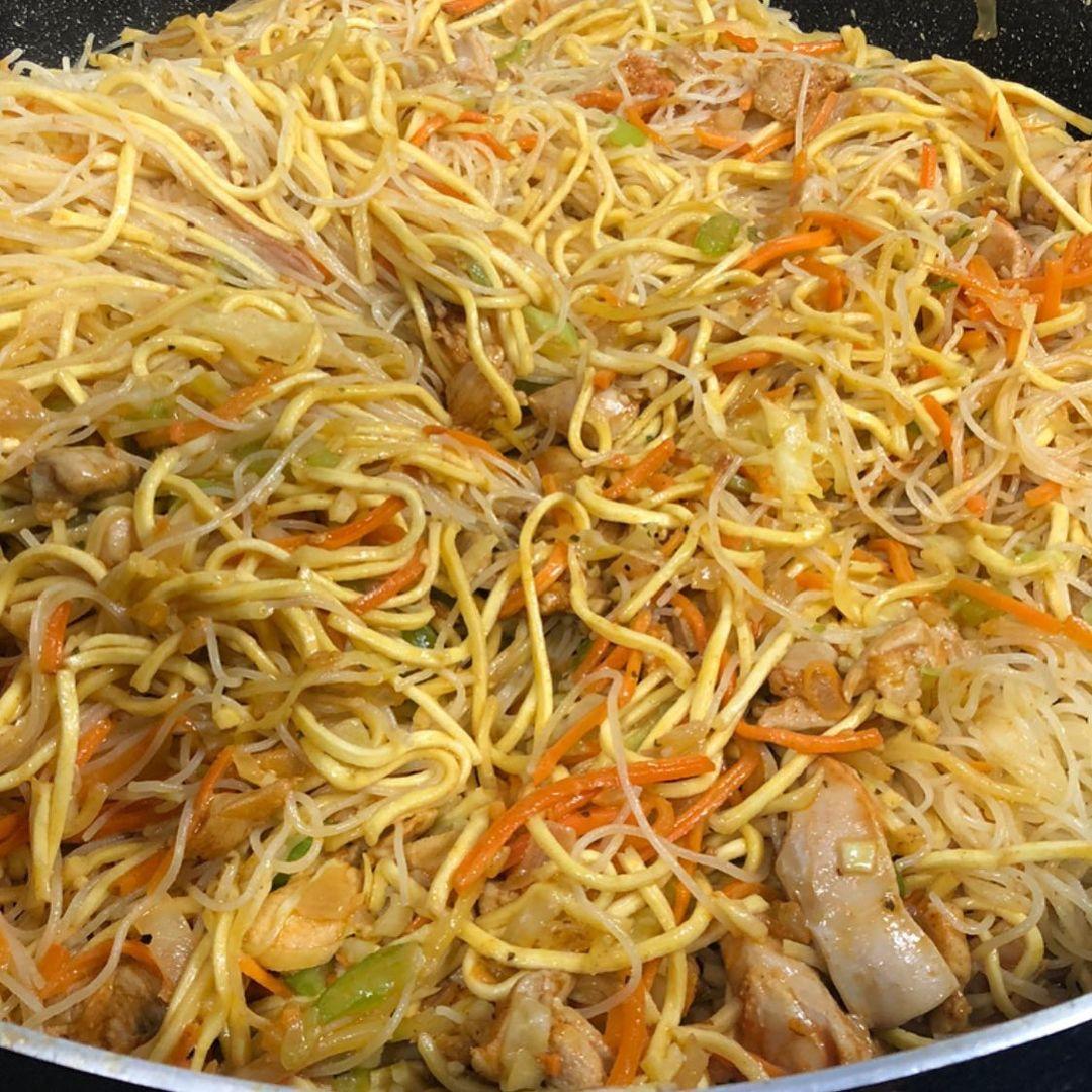 Pancit Twelve Food Truck Filipino Catering