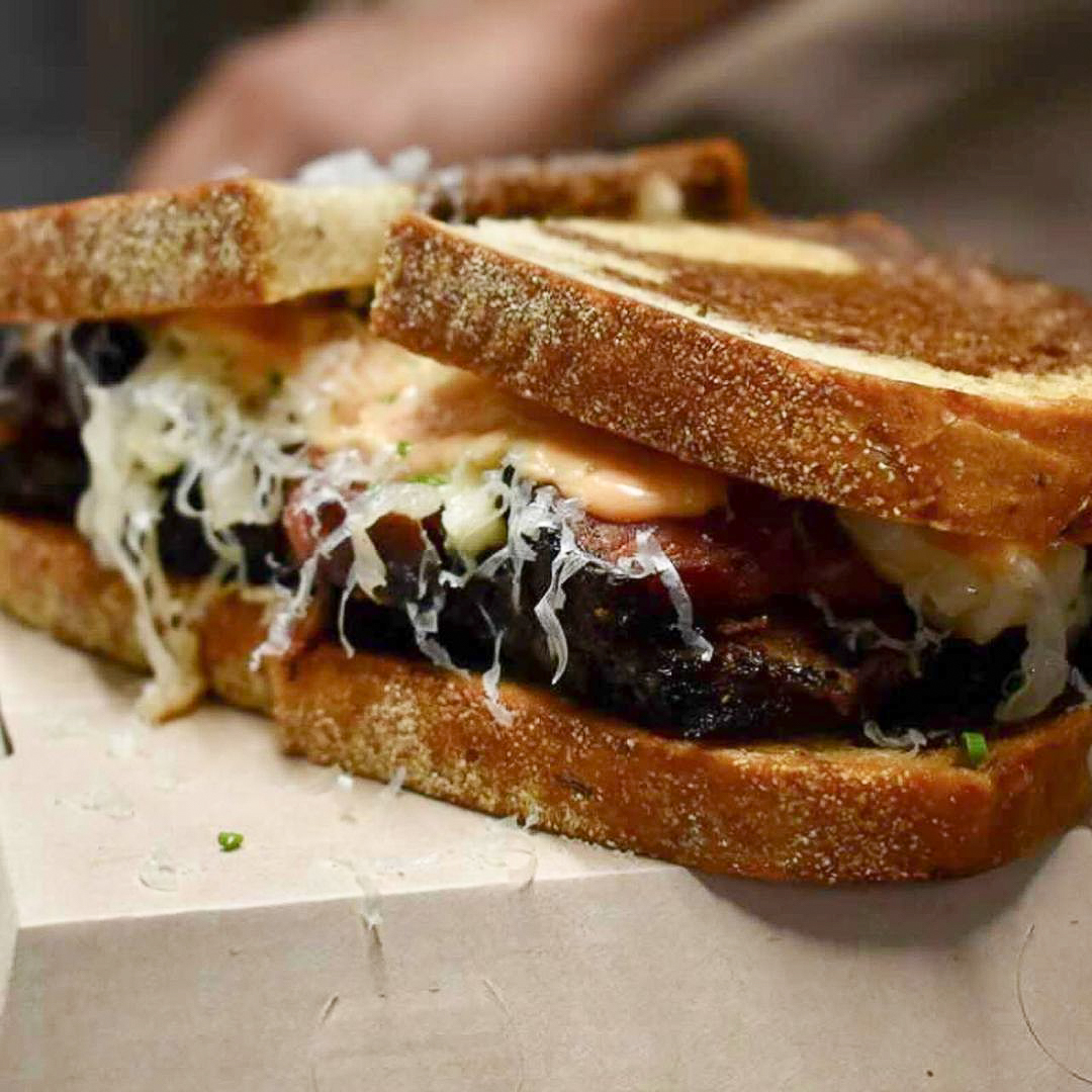 Reuby Sandwich Kindwich Food Truck Catering NYC