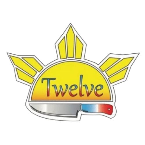 Twelve Food Truck Logo