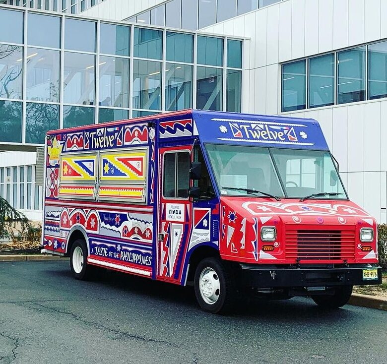 Twelve Food Truck Filipino Catering NY