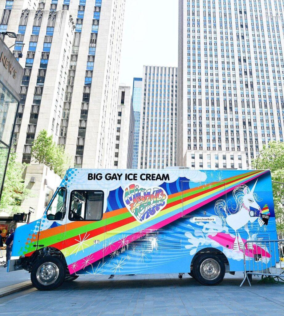 big gay ice cream food truck catering new york