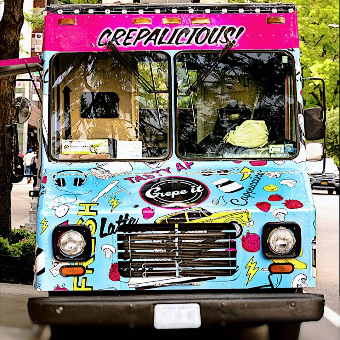 Crepe It NY Food Truck Catering