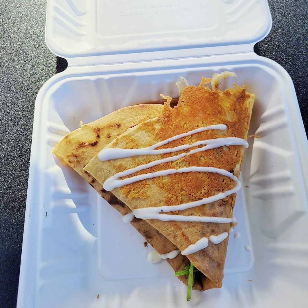 Savory crepe food truck catering new york