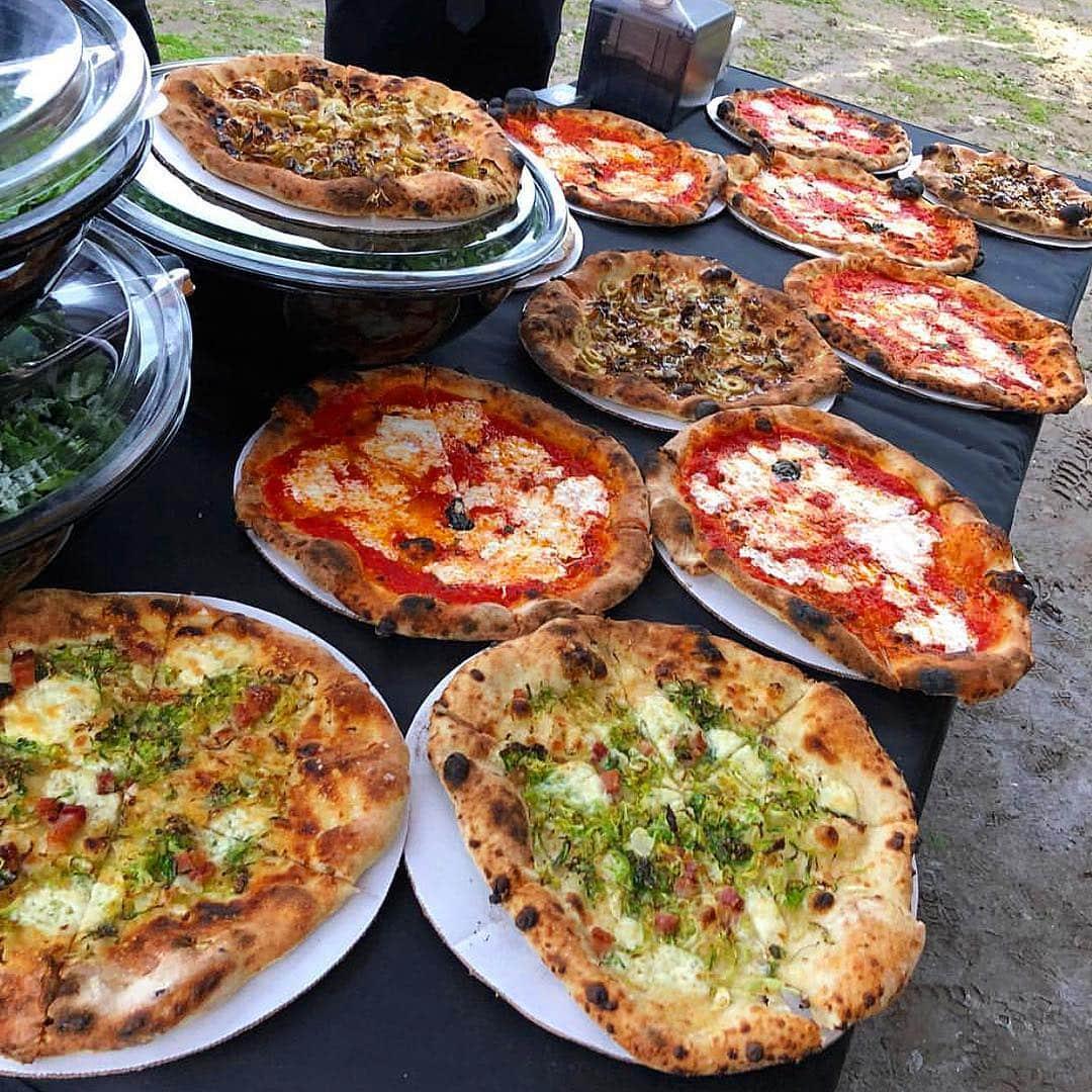 DoughNation Pizza Food Truck New York