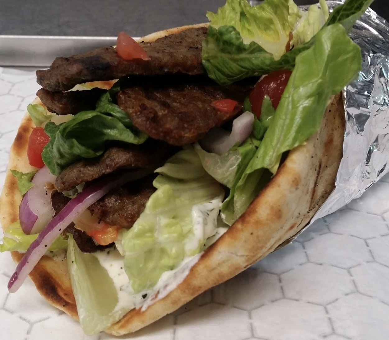 Gyro Uno Greek Food Truck Catering