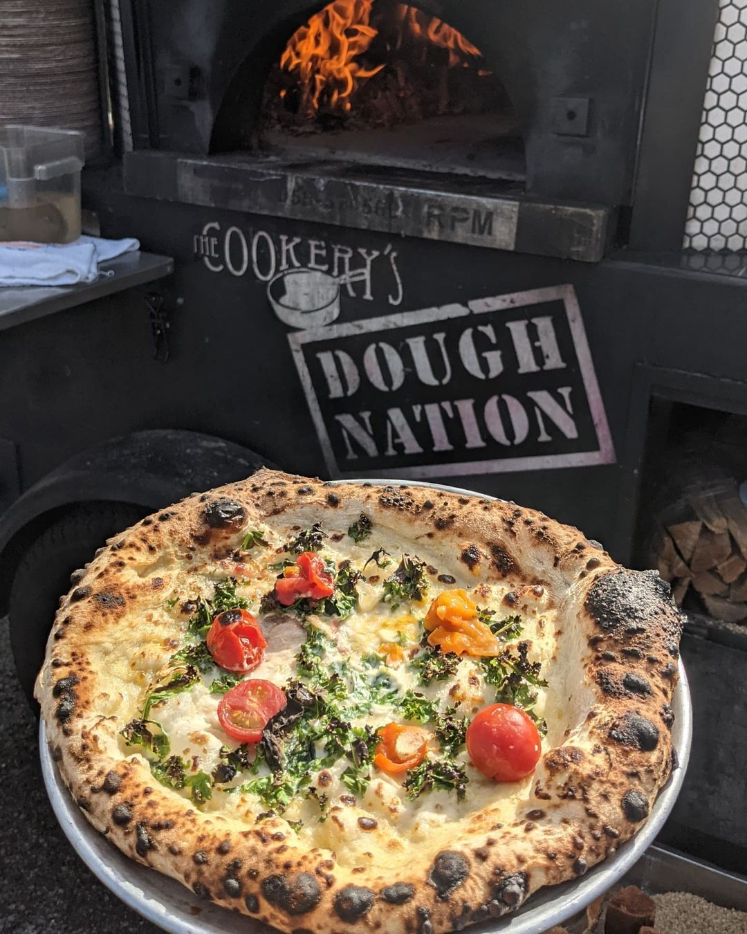 Pizza Food Truck Catering NYC