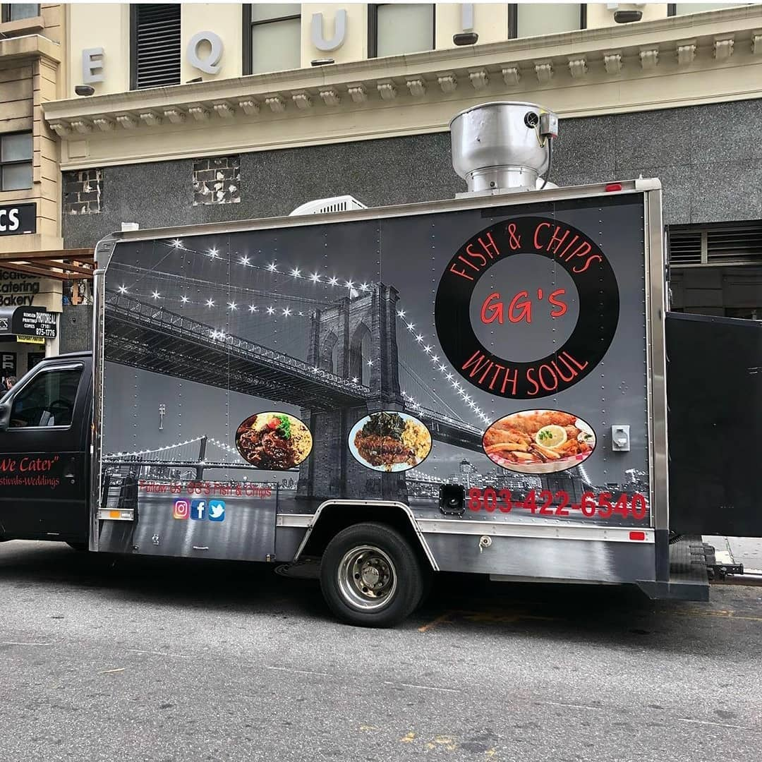 GG's Fish & Chips Food Truck