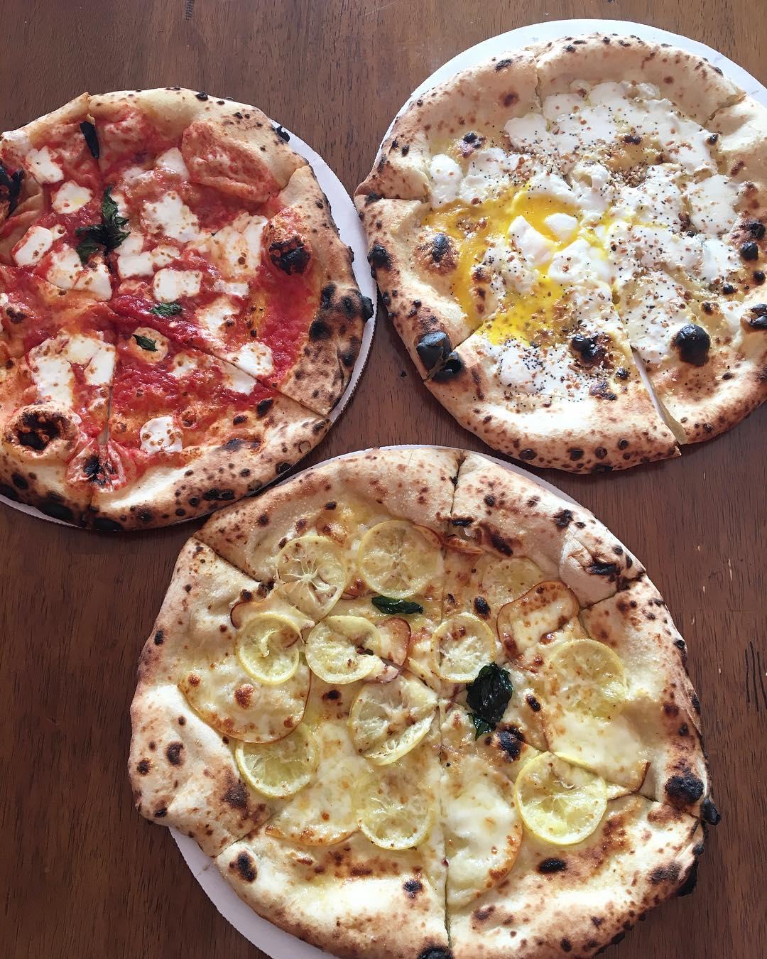 DoughNation Mobile Pizza Oven