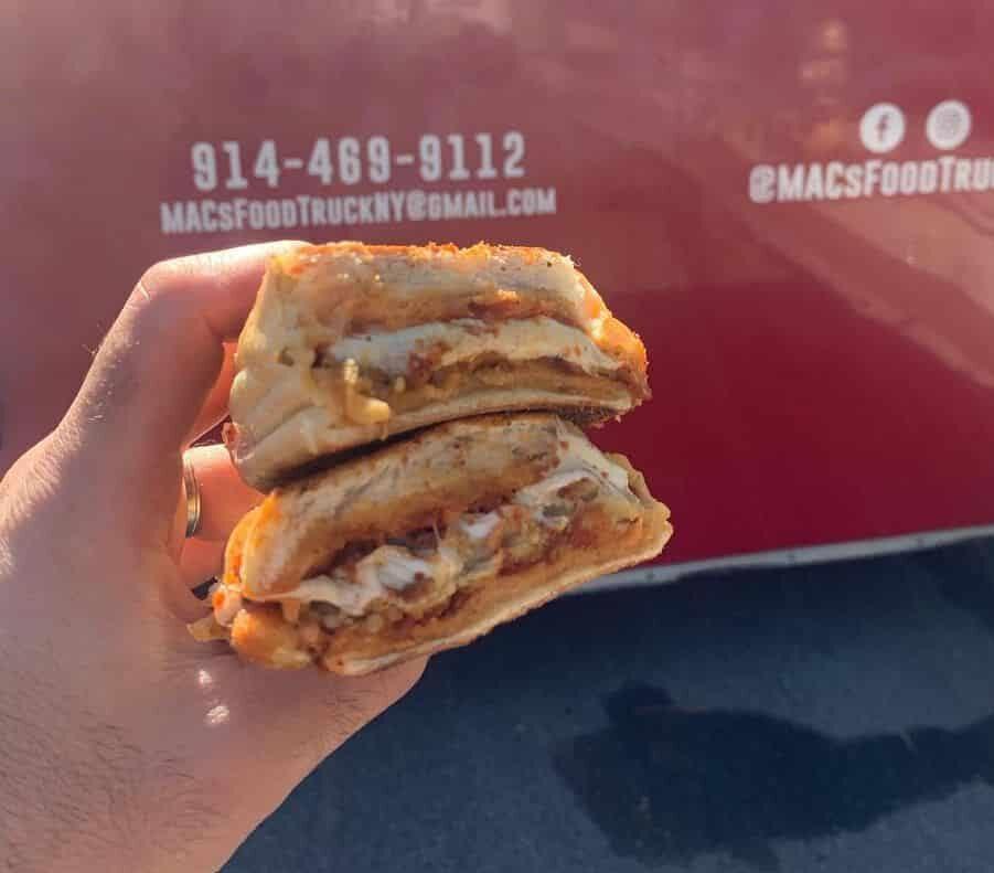 Eggplant Parm Macs Food Truck