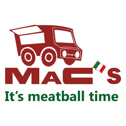 MACs Food Truck Logo