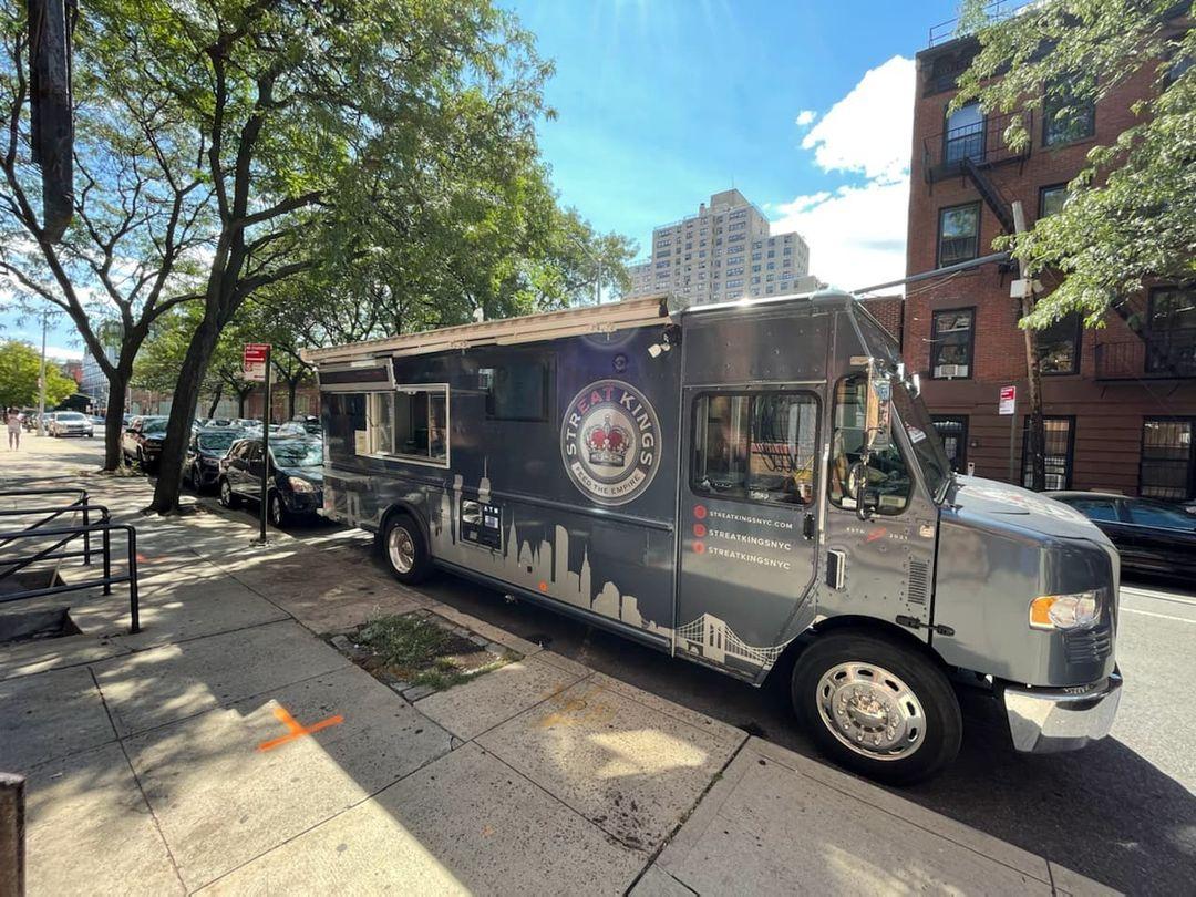 Streat Kings New York City Food Truck