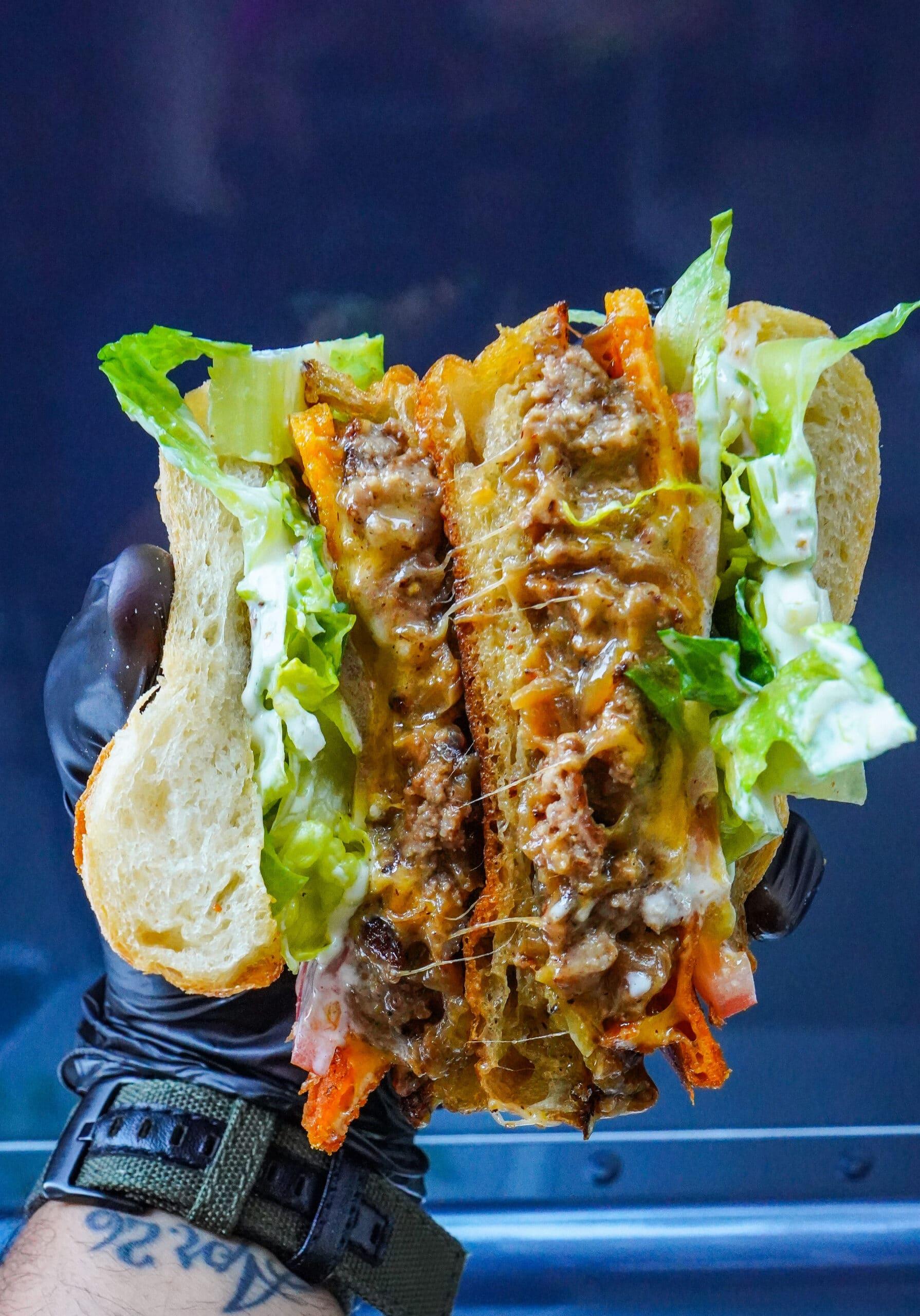 SK Burger