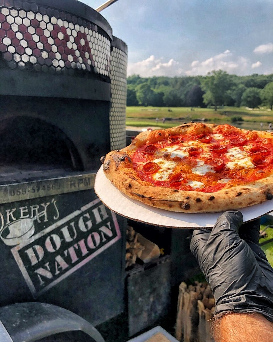 Wood Fired Pizza Catering New York