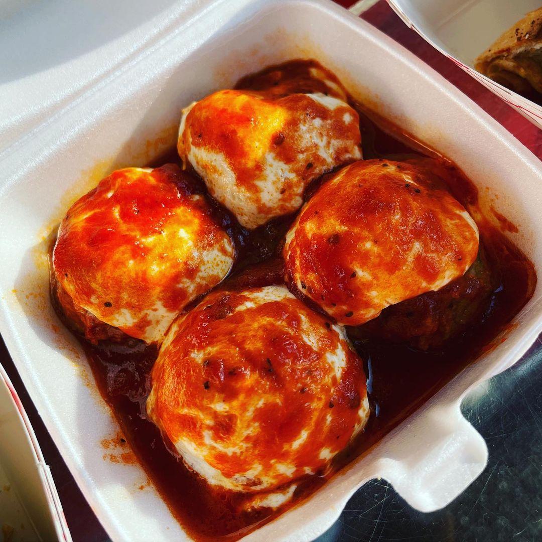 MACS Food Truck Meatballs Italian Catering NYC