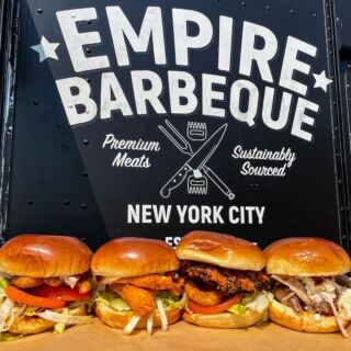 In partnership with @NYCEmergencyManagement, today 4 of our food truck members will be serving free food across the boroughs where some of the biggest devastation took place as a result of Hurricane Ida.   @Empire_BBQ - Bushwick  @westchester_burger - Bronx @souvlakigr - Staten Island  @terryandyaki - Forest Hills